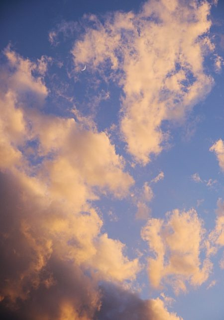 Cloud Photo by Marg Herder