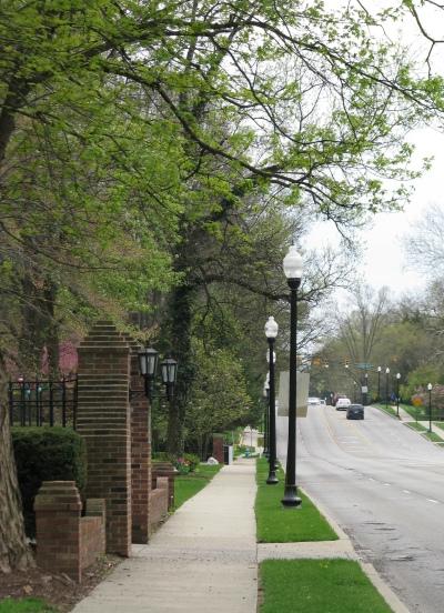 Meridian Street - Photo by Marg Herder