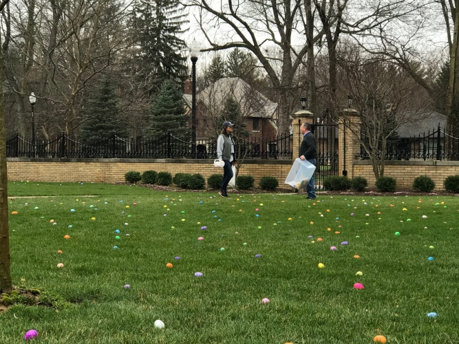 2018 MSF Easter Egg Hunt