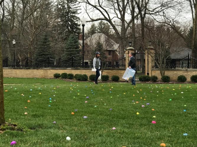2018 MSF Easter Egg Hunt